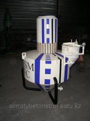 The foam-concrete equipment of series 500 luxury