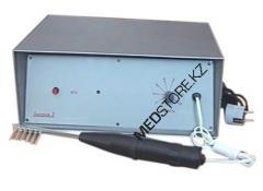 Аппарат Искра-1 для дарсонвализации, ламповый