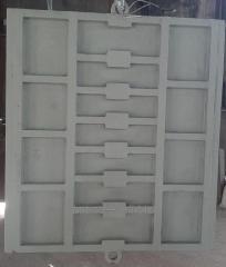 Плита дробящая неподвижная СМД-109  ИХ