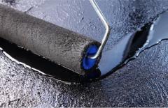 Внешнее гидроизоляционное покрытие битумной