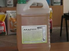 Акарин 3,6 к.э. 5 литров в Алматы