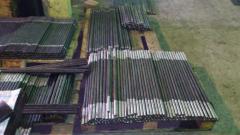 Metalwork welded constructions