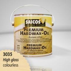 Масло бесцветное шелковисто-матовое SAICOS PREMIUM