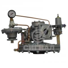 Регуляторы давления газа вентельного типа с...