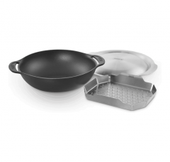Frying pans for grill