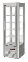 Холодильный шкаф Veneto RS-0, 4 нержавейка...