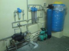 Водопровідне обладнання