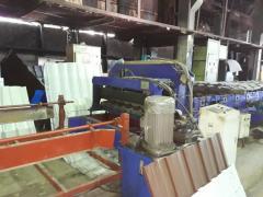 Автоматизированная линия для производства