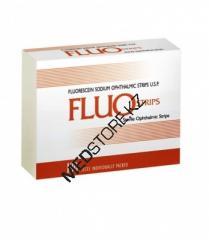 Тест-полоски офтальмологические FluoStrips на