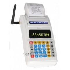 Кассовый аппарат с функцией передачи данных Ока МФ