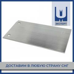 Анод свинцовый 10х500х1000 мм С1 ДПРНХ