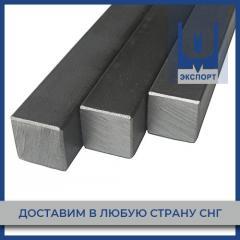 Квадрат стальной 8х8 мм Ст45 конструкционный