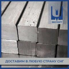 Квадрат титановый 45х45 мм ВТ1-0