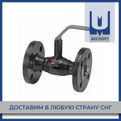 Кран стальной Danfoss JiP BaBV-FF балансировочный