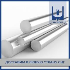 Круг нержавеющий 20 мм 20Х17Н2 перлит 3,5