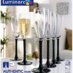 Фужеры для шампанского Luminarc AUTHENTIC