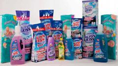 Alpinweiss detergents