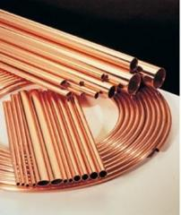 Pipes copper