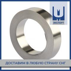 Лента никелевая 0,20х100 мм НП0