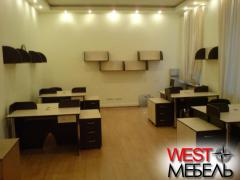 Мебель для офиса на заказ в Актобе