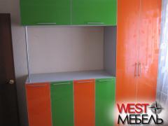 Мебель для детских комнат на заказ в Актобе,
