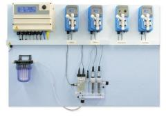 Station of dosing on the basis of the MAH5