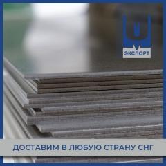 Лист титановый 1,2х1000х2000 мм ВТ1-0 ОСТ