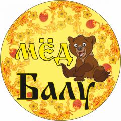 Honey Altai Donnik