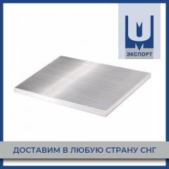 Плита алюминиевая 63,5х1520х3020 мм 6061 Т651