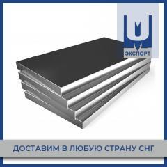 Плита титановая 26х1500х6000 мм ПТ-3В