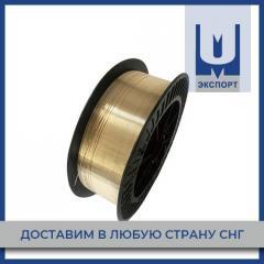 Проволока сварочная бронзовая 3 мм БрАЖМц10-3-1.5