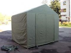 Tent for welding works