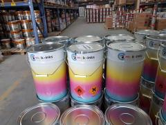 Paints industrial, printing, printing, paints for