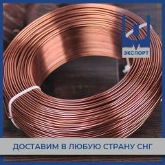 Copper-nickel wires