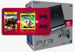 Приставка игровая Playstation 3 SLIM 320GB Pal(2