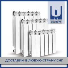 Радиатор алюминиевый секционный Ogint Delta Plus