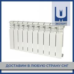 Радиатор секционный 10 секций биметаллический