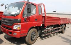 Бортовые грузовики Foton Aumark грузоподъемностью
