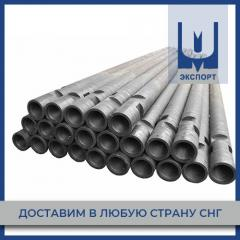 Труба бурильная с замком 101,6 мм ГОСТ Р 50278-92