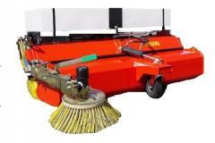 Дорожно-уборочное оборудование
