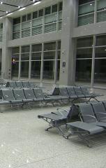 Кресла аэропорта