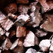 Concentrates manganese