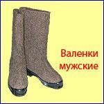 Footwear, valenoks