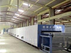 The line for production of egg trays, power is 4000 trays an hour, the equipment for production of trays