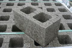 Blocks are keramzitny