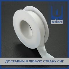Фторопластовая лента Ф4 0,2х1000х30 мм рулон