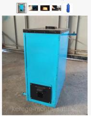 Котел отопительный газовый КМгв-25