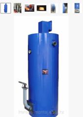 Котел отопительный газовый КМгв-100
