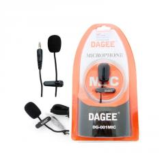 Петличный микрофон Dagee DG-001MIC