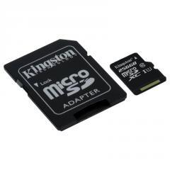 Карта памяти Kingston SDCS/256GB Class 10 256GB +